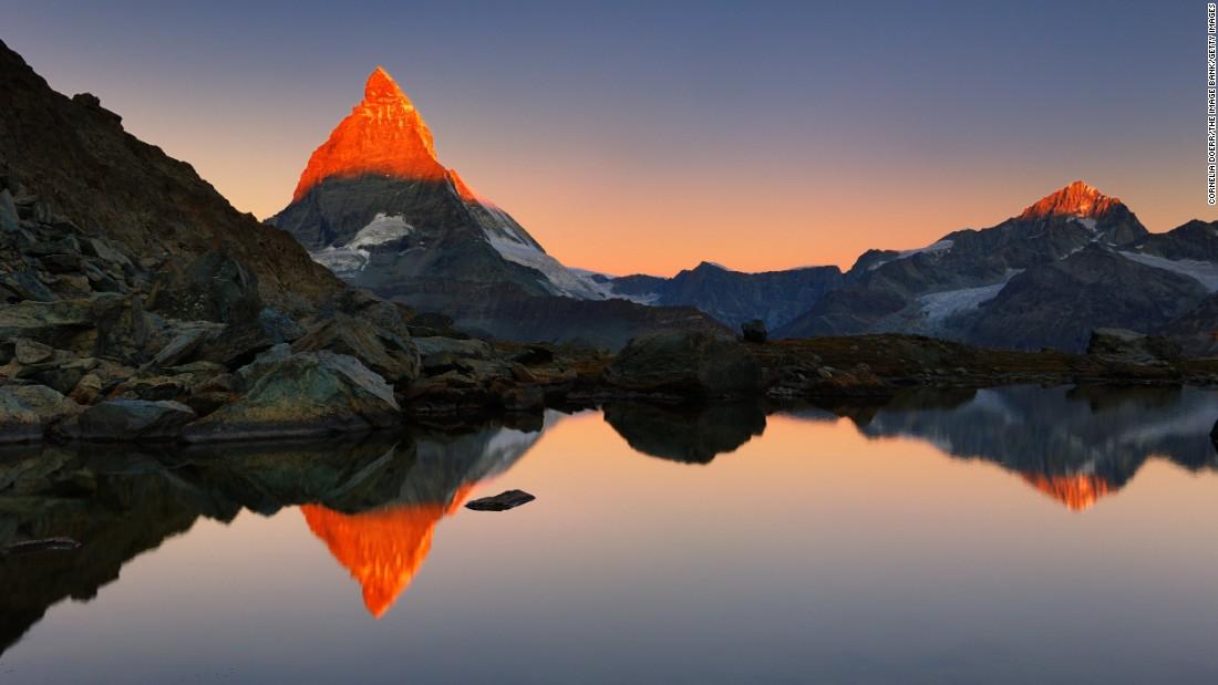 mơ thấy núi