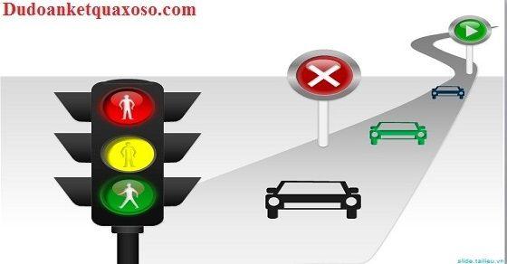 mơ thấy đèn giao thông điềm báo điều gì