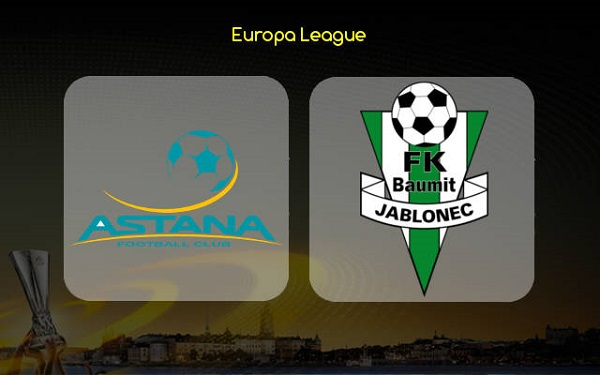 Nhận định Astana vs Jablonec