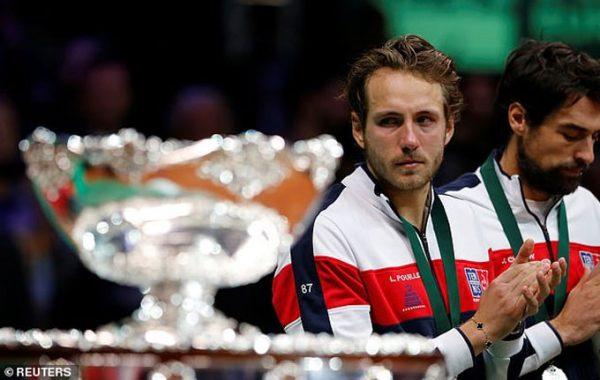 Đả bại ĐKVĐ Pháp, Croatia đăng quang vô địch Davis Cup lần thứ 2
