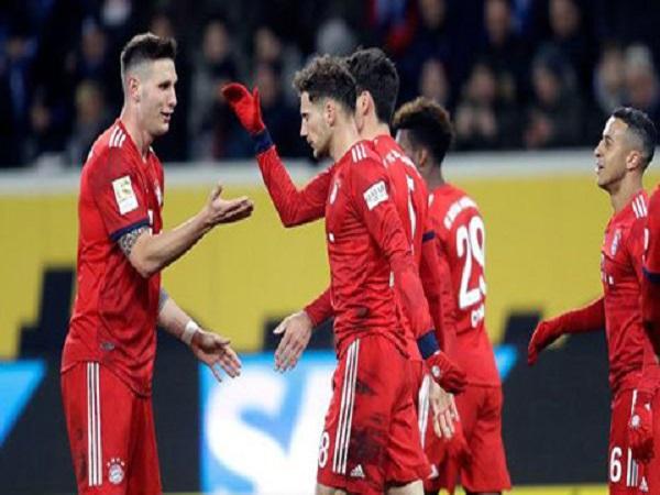 Bayern tuyên chiến Dortmund