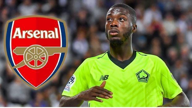 Arsenal quyết định tăng mức lương hàng tuần của Pepe