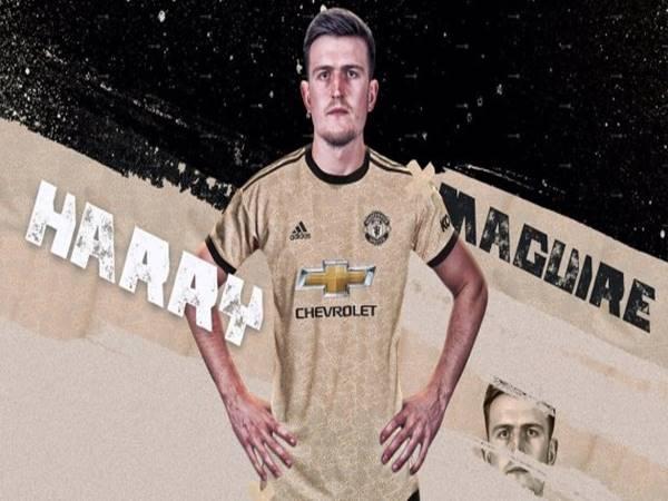 Maguire cập bến Man Utd và trở thành trung vệ đắt giá nhất thế giới?