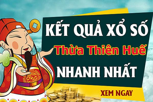 Dự đoán kết quả XS Thừa Thiên Huế Vip ngày 26/08/2019