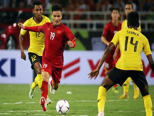Việt Nam tăng hạng trên BXH FIFA