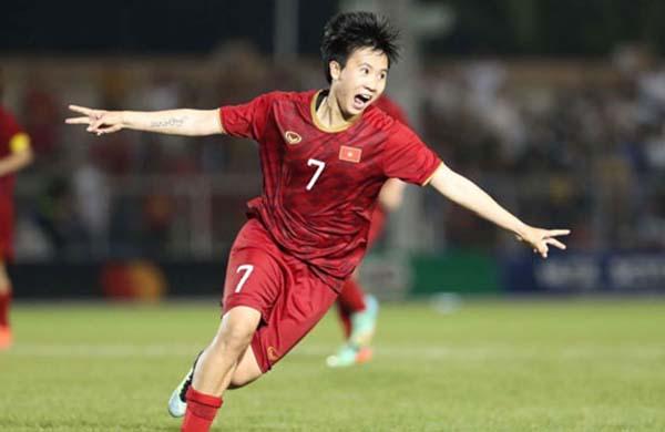 ĐT nữ Việt Nam được thưởng 2,5 tỷ Đồng khi vào CK SEA Games