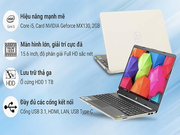 Top 5 mẫu laptop HP xịn, giá tốt được tin dùng nhất hiện nay