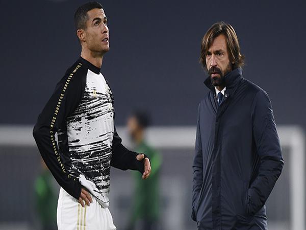 Juventus bối rối với chiến thuật của Pirlo