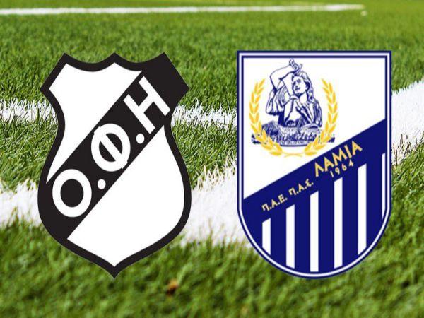 Soi kèo OFI vs Lamia, 22h15 ngày 7/1 - VĐQG Hy Lạp