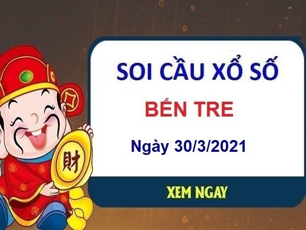 Soi cầu XSBT ngày 30/3/2021