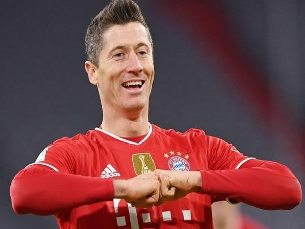 Tin Bundesliga ngày 16/3: Lewandowski ghi bàn nhiều thứ 2