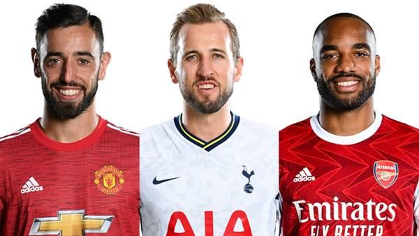 Cuộc đua vua phá lưới Euro 2021 của các anh tài