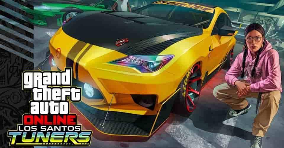 GTA Online Summer Update's Car Meet & More hiện đang diễn ra