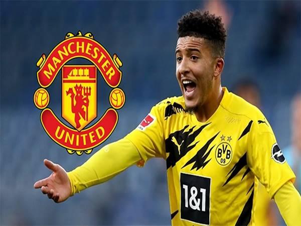 Bóng đá Anh 1/7: MU chính thức chiêu mộ Sancho giá 73 triệu