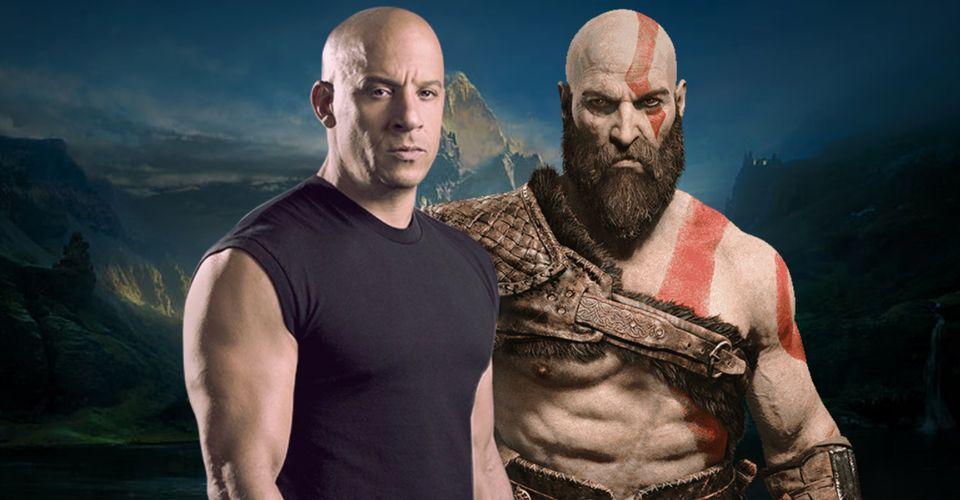 Gia đình Vin Diesel Meme xâm lược God of War