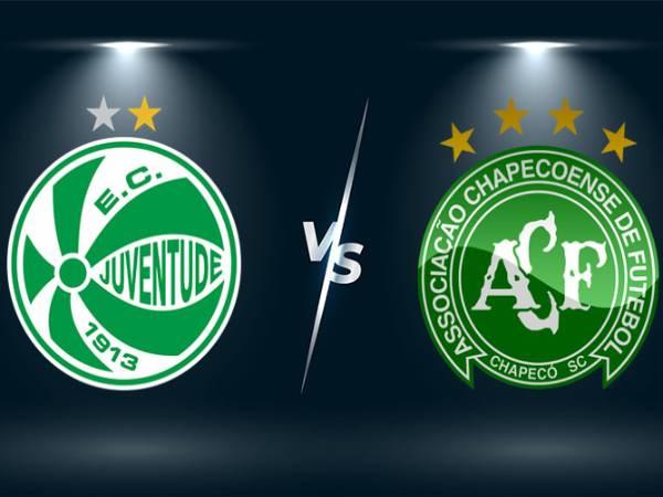 Nhận định bóng đá Chapecoense vs Juventude, 4h ngày 27/7
