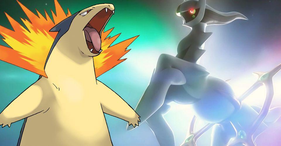 Pokemon Legends: Người hâm mộ Arceus muốn vấn đề Typhlosion này được giải quyết